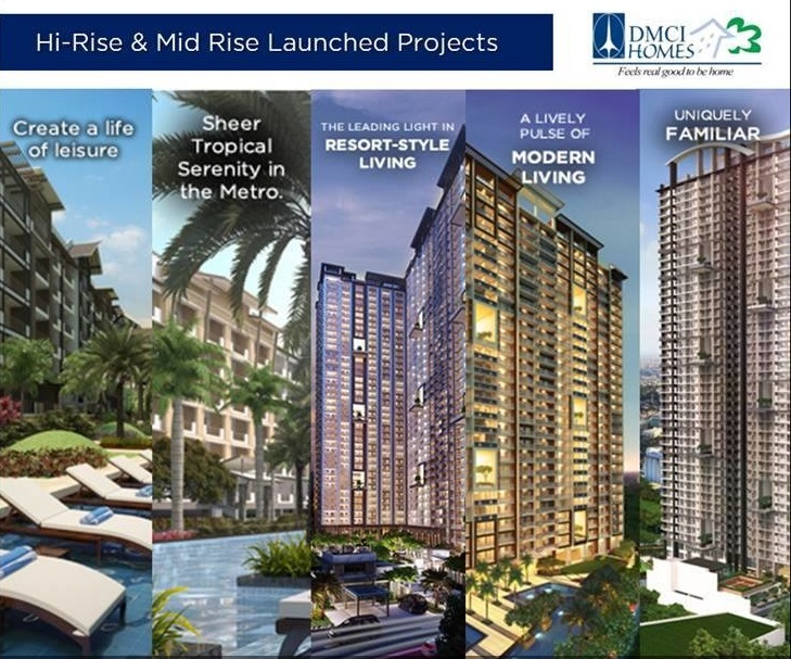 Projects of dmci homes